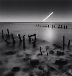 Hunter's Moon over Black Sea, Odessa, Ukraine, 2013