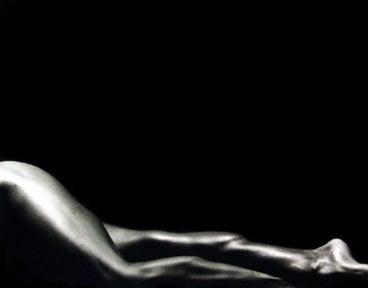 Black Dancer's Legs, San Francisco, CA