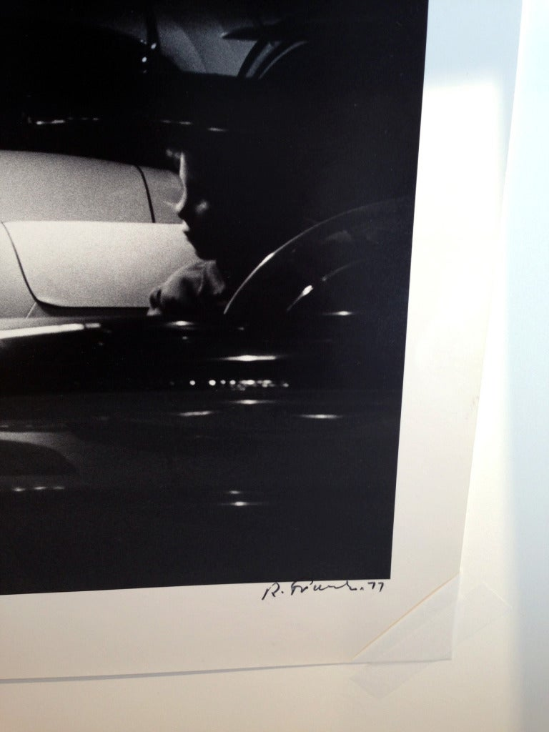 Signed on the front of the print, lower right in black ink. Exhibited Cantor Arts Center, Stanford University, 1985.
