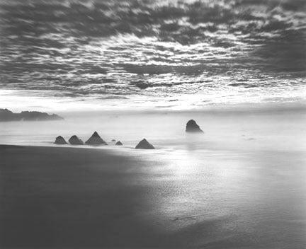 Chip Hooper - Triangle Rocks, Garrapata Beach, CA 1