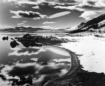 Brett Weston - Mono Lake 1