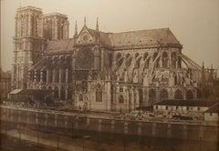 Notre Dame Rue de Rivoli