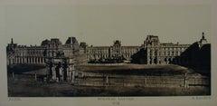 Paris - Nouveau Louvre