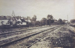 Railway Tracks  (Northern, Paris -Boulougne, Series)