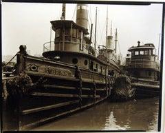 Tugboats, Pier #11, East River