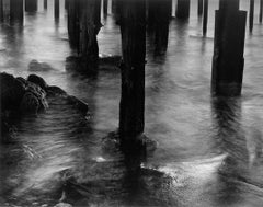 Pilings Under Cannery Row