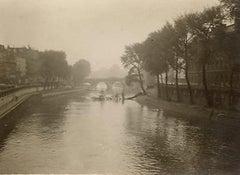 Pont Saint Michel (River Scene)