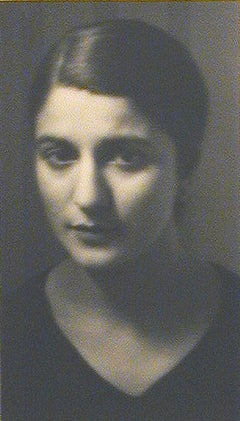 Portrait of Mlle Jaffe, 1927