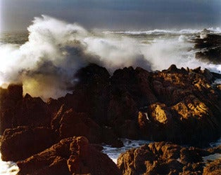 Storm Point Lobos