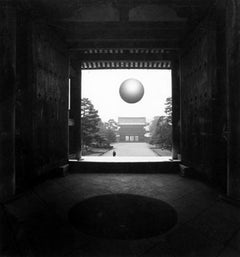 Temple and Sphere 1980