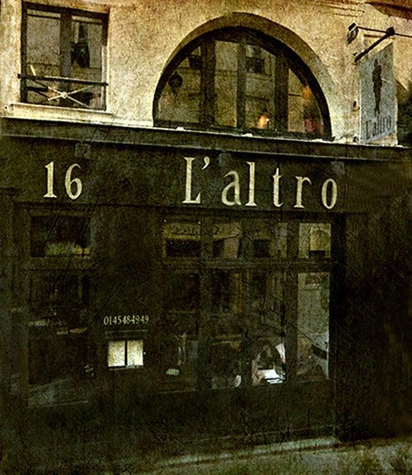 16 L'altro, Paris