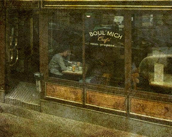 Cafe Boul'Mich