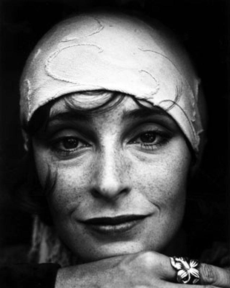Jack Welpott Black and White Photograph - Kathleen Kelly, 1971