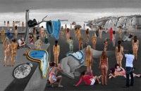 La Persistencia de la Memoria Dali