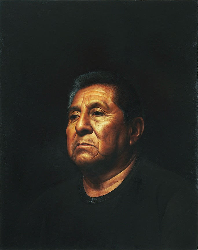 Wally, Hopi Indian Chief
