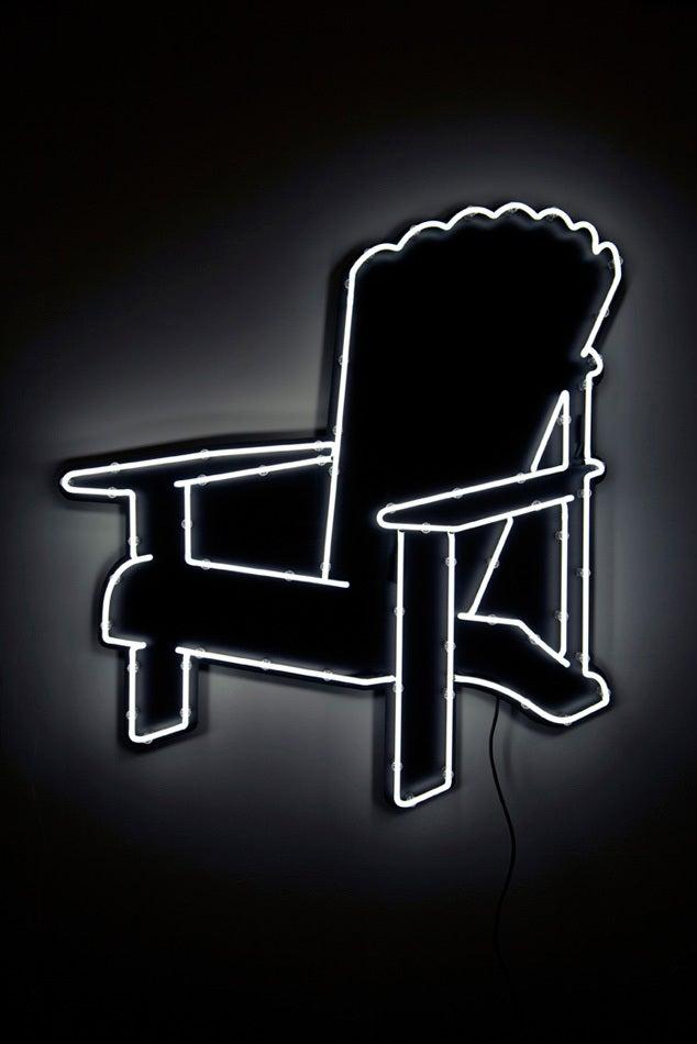 Rustic Room, Adirondack Chair