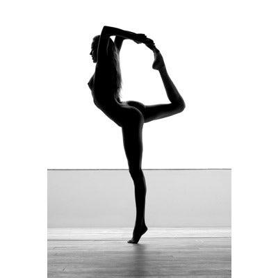 Jean-Philippe Piter Figurative Photograph - Elliot Yoga 1