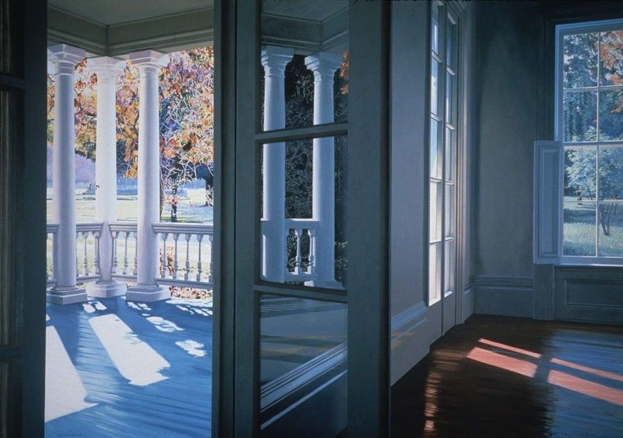 Alice Dalton Brown Autumn Reverie Painting At 1stdibs