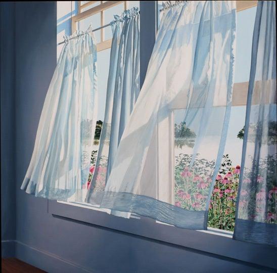 Alice dalton brown quiet window at stdibs