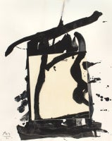 Robert Motherwell - Untitled