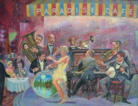 Jazz at the Paradise Cafe