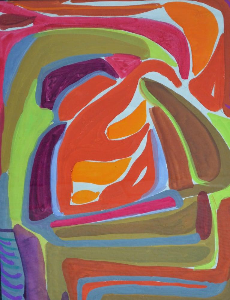 Abstract Murano #1