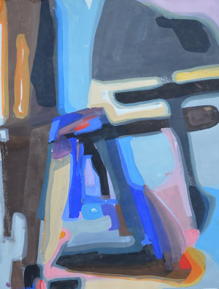 Abstraction #1