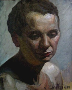 Portrait of the Model