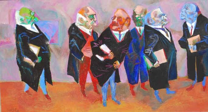 Judges Six of Nine