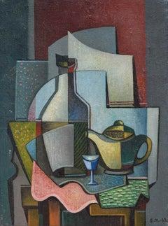 Oil Still-life Paintings