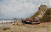 A View of Cromer Sands, Norfolk