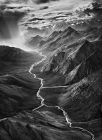 Sebastião Salgado - The Eastern Part of the Brooks Range, AK, USA.