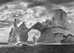 Iceberg between the Paulet Island and the South Shetland Islands, Antarctica