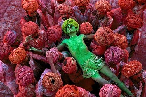 Holi Festival, Rajasthan
