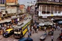 Calcutta Tram, India
