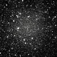 Snow Galaxy