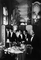 Waiters and Chef, Hotel Ritz, Paris, France