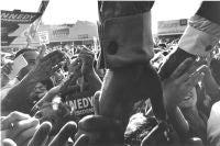 The Hands of JFK