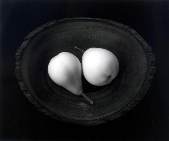Two pears, Cushing, Maine