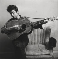 Bob Dylan, New York Apartment