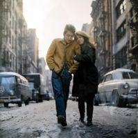 Bob Dylan & Suze, New York