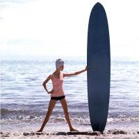 Georges Dambier - Catherine Surfboard Biarritz