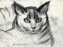 1980s Animal Drawings and Watercolors