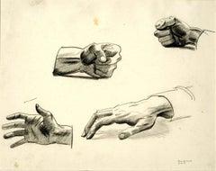 Mans Hand (Handss of the Artist)