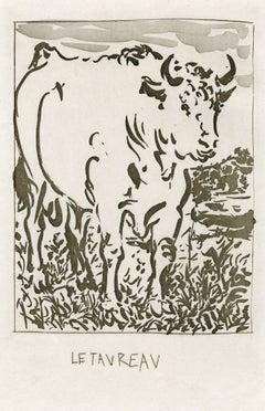 Le Taureau (le boeuf)