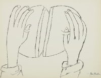 Ben Shahn - Clanging Cymbals (Psalm 150)