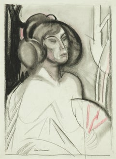 Deco Woman