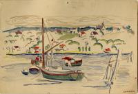 Maine Harbor