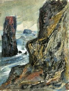 untitled (Rocks along the Coast)