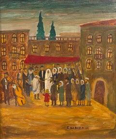Chassidic Wedding in the Shtetl